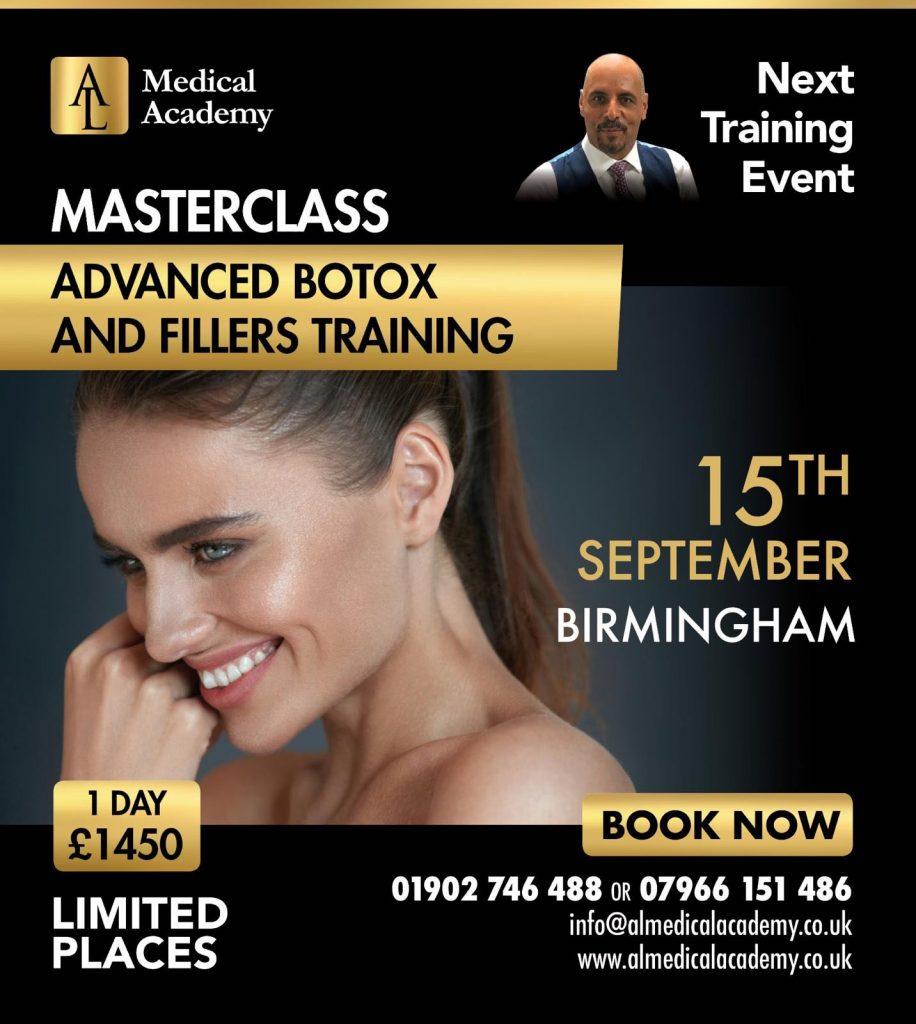 Botox and Dermal Fillers Training Courses | Ash Labib
